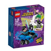 Ref:163799 LEGO 76093 DC Super Heroes Mighty Micros: Nightwing vs. the