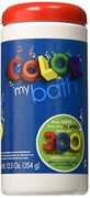 Color My Bath Water Colour Changing Bath Tablets