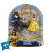 Beauty and the Beast Enchanted Rose Scene Set