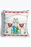 Happy Llamas Cushion Cover