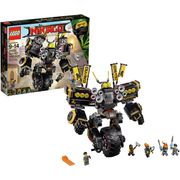 LEGO Ninjago Movie Quake Mech