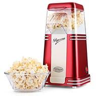 Nostalgia Vintage Retro Hot Air Popcorn Maker 14.99£