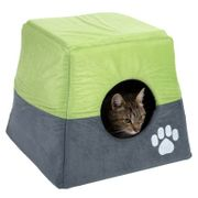 How Cute is This Paw-Ty Snuggle Den