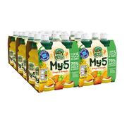 CASE PRICE Robinsons Fruit Shoot My 5 Orange and Pineapple 200ml X 24