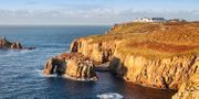 Cornwall Lands End Overnight Stay and Cream Tea