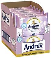 Andrex Washlets Flushable Toilet Tissue Wipes