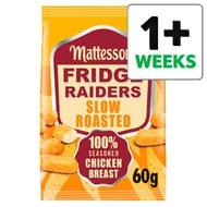 Mattessons Fridge Raiders Roast Chicken Bites 60 G