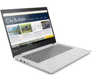 "LENOVO IdeaPad Intel® Core™ I3-7100U Processor 14"" Laptop - White"