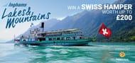 Win a Luxury Swiss Hamper worth up to £200