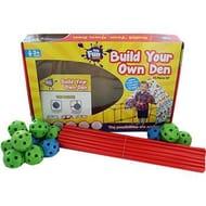 Build Your Own Den - 75 Piece Kit