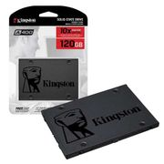 Kingston Technology SA400S37/120G SSD A400 Solid State Drive - 120GB