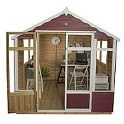 Forest Garden 7x7 Oakley Summerhouse