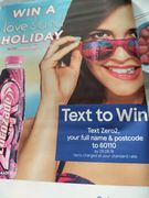Win a Love Island Holiday with Lucozade Zero