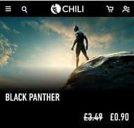 Black Panther Movie Rental