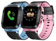 Child Safety GPS Tracker Smart Watch