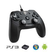 Wired Gamepad Dual Vibration for PC Windows Games/ Android/ PS3/ TV Box