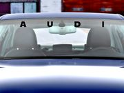 Audi Sticker Car - also Stickers for Different Models, Bargain Prices