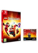 Cheapest Price! LEGO The Incredibles Nintendo Switch (includes EDNA Minifigure)