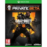 Cheapest UK Price CALL of DUTY: BLACK OPS 4 - XBOX ONE £44.95