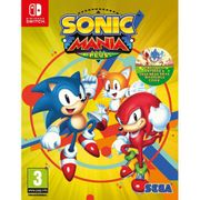 OUT NOW! SONIC MANIA PLUS Nintendo Switch £23.95 Cheapest UK Price!