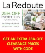 Rummage Time! 25% EXTRA off CLEARANCE PRICES on HOMEWARES