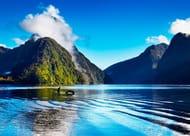 Epic New Zealand City & Nature Tour