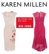 Who Wants an EXTRA 20% off KAREN MILLEN SALE PRICES?