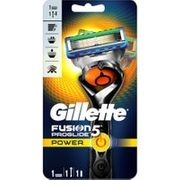 Gillette Fusion 5 Proglide Power Razor with FlexBall Technology Free C&C