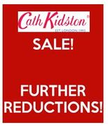 Cath Kidston SALE - FURTHER REDUCTION BARGAINS NOW