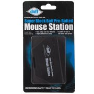 Doff Pre-Baited Mouse Station Pest Control - 15g Bait