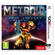 Metroid: Samus Returns Nintendo 3DS Game