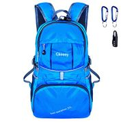 Gkeeny Foldable Backpack 35L Ultralight Water Resistant Travel Hiking Rucksack
