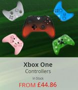 Cheap Price! Xbox One Controllers from £44.86 at ShopTo + Free Delivery