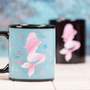 Fill up This Mermaid Heat Change Mug and Witness a Colourful Aquatic Explosion