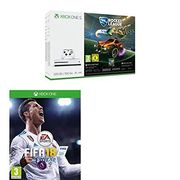 Xbox One S (500GB) with Rocket League + FIFA 18 Only £249.58