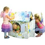 Colour in Cardboard Playhouse