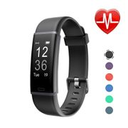 SAVE 30% Fitness Tracker with Heart Rate Monitor