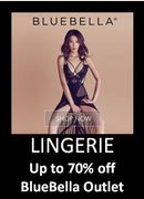 Pretty Lingerie at Fab Discounts - up to 70% off at Bluebella Outlet. from £3