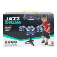 Jazz Drum Mini Desktop Drum Kit Musical Play Set