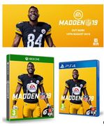 Out Now! Cheapest Price MADDEN NFL 19 PS4 / XBOX ONE £44.95 at TGC