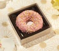 CHOC on CHOC Mini Chocolate Doughnut