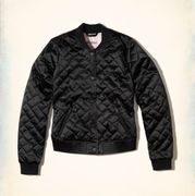 Quilted Bomber Jacket (All Sizes, Free Delivery)