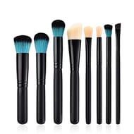 8 Piece Makeup Brush Set £2.04 Delivered