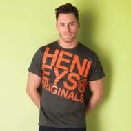 Henleys Mens Bromance T-Shirt