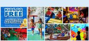 Kids Go FREE on Selected Dates in August and September