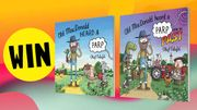 Win a Set of Olaf Falafel books,Old MacDonald Heard a Parp from the Past!