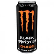 MONSTER ENERGY DRINK KHAOS 500ML Others Available