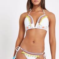 Halterneck Neck Bikini