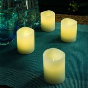 Blow out Candles - Four Pack - Battery Operated