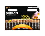 Duracell plus Aa Batteries 12 Pack